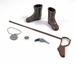 Explorer Gear Set<BR> (Jungle/Tall Brown Boots)<BR>