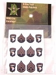 101st Airborne Patches, WWII<BR>Tech
