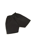 Shorts - Athletic Style (Black, thin cotton)