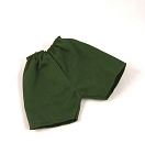 Shorts - Athletic Style (Dark Green)