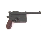 German Mauser Machine Pistol
