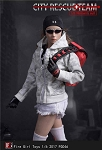 Female City Rescue Team Outfit Set<BR>PRE-ORDER: ETA Q1 2018