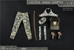 Tactical Female Shooter Outfit Set (ACU Camo)<BR>PRE-ORDER: ETA Q1 2018