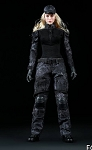 Black Python Tactical Outfit Set (Female)