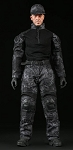 Black Python Tactical Outfit Set (Male)