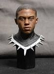 Chadwick Head Sculpt