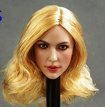 Cassandra Female Head Sculpt