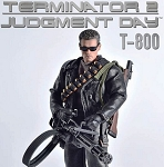 Terminator 2: Judgement Day – T-800 (1:12 Scale)<BR>PRE-ORDER: ETA Q4 2018