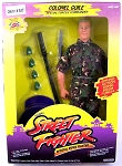 Colonel Guile Street Fighter Movie Version