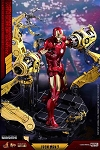 Iron Man 2: Iron Man Mk IV with Suit-Up Gantry<BR>PRE-ORDER: ETA Dec. 2018