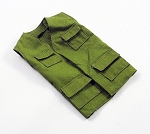 Safari Vest (Green)