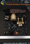 Private Military Contractor Uniform Set (without Dog)<BR>PRE-ORDER: ETA Q1 2018
