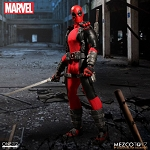 One:12 Collective<BR>Deadpool<BR>(1:12 Scale)