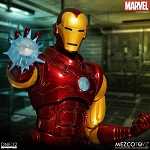 One:12 Collective - Iron Man (1:12 Scale)<BR>PRE-ORDER: ETA Q3 2018