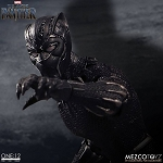 One:12 Collective - Black Panther (1:12 Scale)<BR>PRE-ORDER: ETA Q4 2018