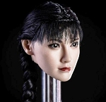 Fang Hu Head Sculpt (Braided Hair)<BR>PRE-ORDER: ETA Q4 2018