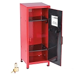 Mini Locker (Red)
