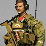 USAF CCT Mark Forester Tribute Figure<br><b>$45 Off!</b>