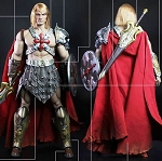 Barbarian Outfit & Head Sculpt Set (Ver. B)<BR>PRE-ORDER: ETA Q3 2019<BR>WAIT LIST