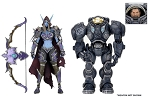 Heroes of the Storm<BR>(Series 3)<BR>(1:10 Scale)