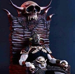 Death Dealer and Throne Set