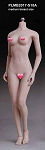 Female Slender Seamless Body (Pale/Medium Bust)