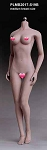 Female Slender Seamless Body (Suntan/Medium Bust)