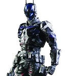 Play Arts Kai<BR>Batman Arkham Knight:<BR>Arkham Knight (1:7)