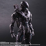 Play Arts Kai<BR>Halo 5: Guardians<BR>Spartan Locke<BR>(1:7 Scale)<BR>