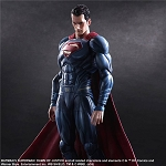 Play Arts Kai:<BR> Batman vs Superman<BR> Superman