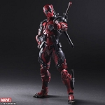 Play Arts Kai<BR>Deadpool<BR>(1:7 Scale)