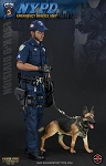 NYPD Emergency Services Unit - K-9 Division<BR>PRE-ORDER: ETA Q2 2018