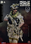 Medal Of Honor Navy SEAL Tier One Operator 'Voodoo'<BR>PRE-ORDER: ETA Q3 2019