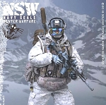 "US Navy SEAL NSW Winter Warfare ""Marksman""<BR>PRE-ORDER: ETA Q3 2019"