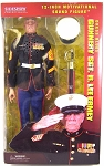 Gunnery Sgt. R. Lee Ermey, Dress Blues