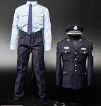Police Officer Uniform Set (Chinese Unit)