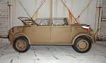 WWII German Steyr 1500 Command Car (Yellow)<BR>PRE-ORDER: ETA Q1 2018