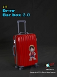 Hardshell Suitcase (Red)<BR>
