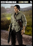 The Walking Dead: Glenn Rhee<BR>PRE-ORDER: ETA Q4 2018