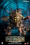 BioShock: Big Daddy and Little Sister<BR>PRE-ORDER: ETA June 2018