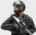 US Secret Service<BR>Emergency Response Team<BR>Uniform Set