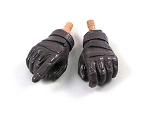 Blackhawk-Style Brown Tactical Gloves