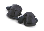 Hatch Style Kneepads (Black)<BR>