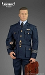 WWII Allied Flying Officer Uniform Set