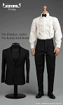 Retro Gentleman Suit Set (Black)<BR>PRE-ORDER: ETA Q1 2018