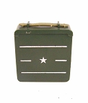 Vintage Russian Ammo Box