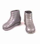 Boots, Short Silver, Action Man