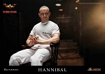 Hannibal Lecter (Silence of the Lambs) White Prison Uniform Version<BR>PRE-ORDER: ETA Q4 2018