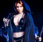 Goddess of Death Outfit & Sculpt Set <BR>PRE-ORDER: ETA Q1 2019