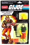 3 3/4 GI Joe 'Capt Grid-Iron', Funskool (India)